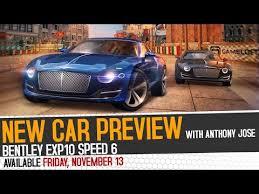 bentley tech preview showcar