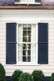 best 25 navy shutters ideas on pinterest shutter colors
