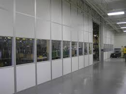 wall partitions modular walls porta king