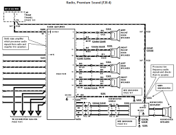 ford wiring diagram radio ford wiring diagrams instruction