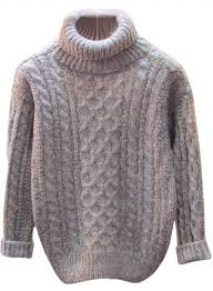 pullover sweater fashion turtleneck chunky cable knit pullover sweater oasap com