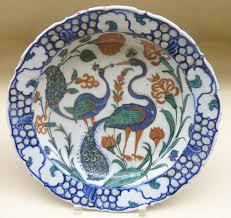 Ottoman Pottery File Animal Decorated Ottoman Pottery P1000585 Jpg Wikimedia Commons