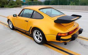 Porsche 911 Orange - an retentive u0027s perfect porsche 911 turbo heading to auction