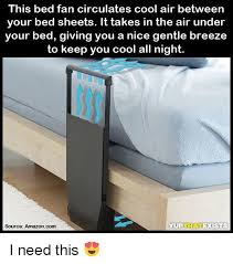 bed fan under sheets this bed fan circulates cool air between your bed sheets it takes in