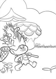 birthday boy coloring pages 84 best trolls images on pinterest troll party coloring pages