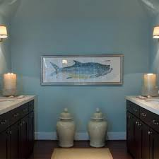 blue bathroom decor ideas blue and brown bathroom design ideas