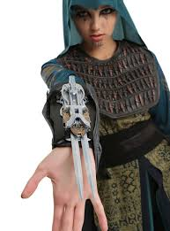 spirit halloween assassin s creed assassin u0027s creed movie maria hidden blade gauntlet costume