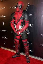 Halloween Costumes Deadpool Celebrity Halloween Costumes 2016 Photos Gq