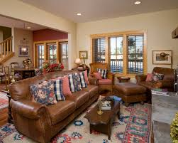Living Rooms With Leather Sofas Living Room Ideas With Leather Sofas Enchanting Cdecab W H B P