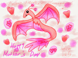 forum contest create a card for dragon mother winners announced happy mother s day keep follow your mother to know everything storm8 id vhphuc1998 game dragon story