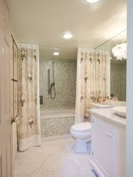 Shower Curtain Ideas For Small Bathrooms Decorative Bathroom Decorating Ideas Shower Curtain Shower Curtain