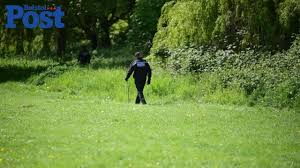 police scour stoke park for clues into disappearance of missing