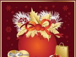 christmas ribbon bows christmas decoration ribbon bow ribbon vector free vectors ui