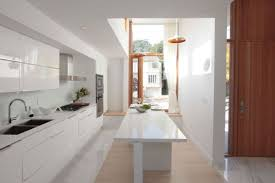 long kitchens modern kitchen design ideas that will make dining a delight