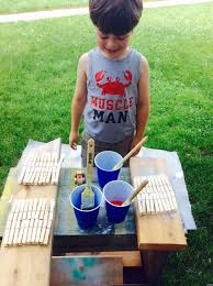 red white and blue easy fourth of july crafts for kids