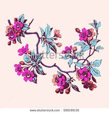 Japanese Flowers Pictures - japanese flower stock images royalty free images u0026 vectors
