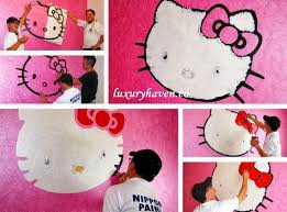 hello kitty momento by nippon paint
