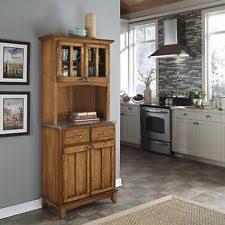 Hutch Kitchen Cabinets Kitchen Hutch Ebay