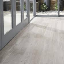 Laminate Flooring Kitchen by Aquastep Waterproof Laminate Flooring Oak Grey V Groove Flooring