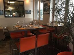 vue salle cote cuisine Picture of L allegria Tre Lyon TripAdvisor