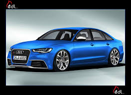 2012 audi rs6 2012 audi rs6 blue by edl by edldesign on deviantart