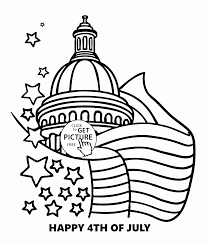 independence america coloring kids coloring pages
