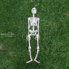 halloween posable skeleton compare prices on scary halloween items online shopping buy low
