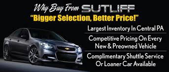 Home Designs Unlimited Carlisle Pa by Sutliff Chevrolet Harrisburg Chevy Chevy Dealer In Pa