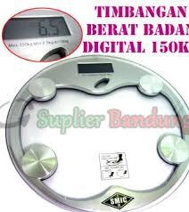 Timbangan Berat Badan Digital jual timbangan berat badan digital 150kg