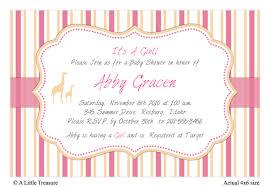baby shower for baby shower invitation for girl diabetesmang info