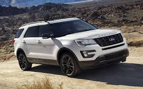 ford explorer package ford explorer xlt sport appearance package 2017 wallpapers and