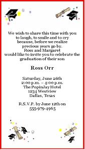 free printable graduation open house invitations adiv info