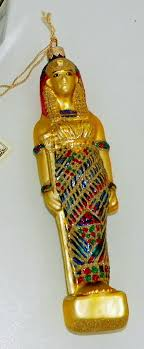 polonaise collection retired ornament god izis
