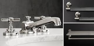 Faucets Fittings Hardware Collections Rh Bathroom Fixture Collections