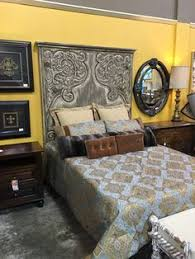Fleur De Lis Headboard Elysee Mirrored Headboard U0026 Footboard 3 995 Liked On