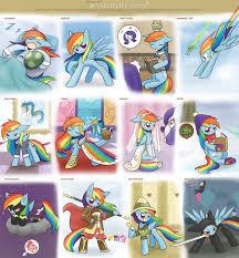 Rainbow Dash Meme - clothe meme rainbowdash by howxu on deviantart