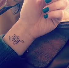 the 25 best initial tattoos ideas on pinterest morse code