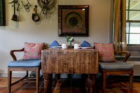 hill country dining room waterfront cabin texas hill country the hideaway