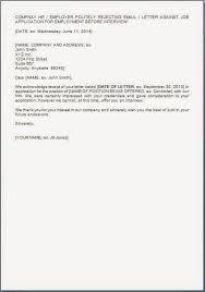 sle letter decline letter before 28 images 10 exle rejection letter after
