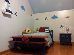 old fashion twin bed into easy airplane bed kid rooms