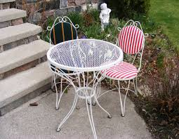 wrought iron tables for sale ice cream parlor chairs wrought iron sale archeologist mid