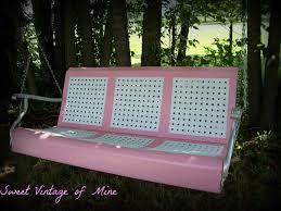 Retro Glider Sofa by Sweet Vintage Of Mine The Vintage Glider Most Popular Posts