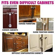 kitchen cabinet locks baby kiscords baby safety cabinet locks for knobs child safety cabinet