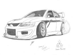 coloring pages drifting cars 202 best cars to draw images on car sketches and draw