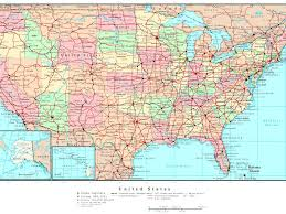 Show Map Of The United States by Download Travel Map Of Usa Major Tourist Attractions Maps