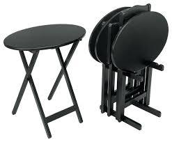 carter metal folding tray table black traditional tv folding tv tables folding tv dinner trays uk bmhmarkets club