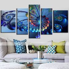 peacock feather painting promotion shop for promotional peacock