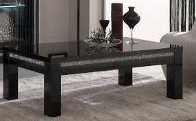 black glass coffee table u2014 the decoras