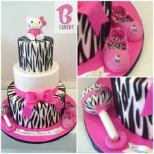 Baby Shower Cakes Houston Texas Hello Kitty Baby Shower Cake Bcakeny Cakes Pinterest Hello