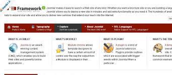 joomla blank template another 13 awesome free joomla templates